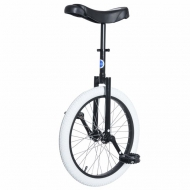 "20"" UDC Club Unicycle Black/White"