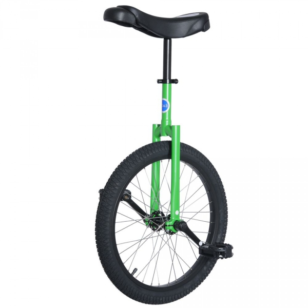 "20""  UDC Club Unicycle Green"