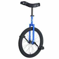 "20""  UDC Club Unicycle Blue"