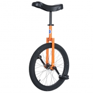 "20""  UDC Club Unicycle Orange"