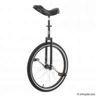 "24"" UDC Club Unicycle Black"