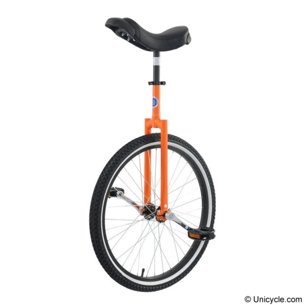"24"" UDC Club Unicycle Orange"
