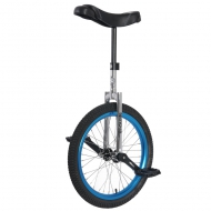 "20"" Nimbus II Unicycle Blue"