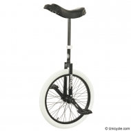 "20"" Nimbus II Unicycle Black"