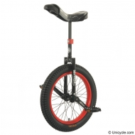 "19"" Nimbus Trials Unicycle Red"