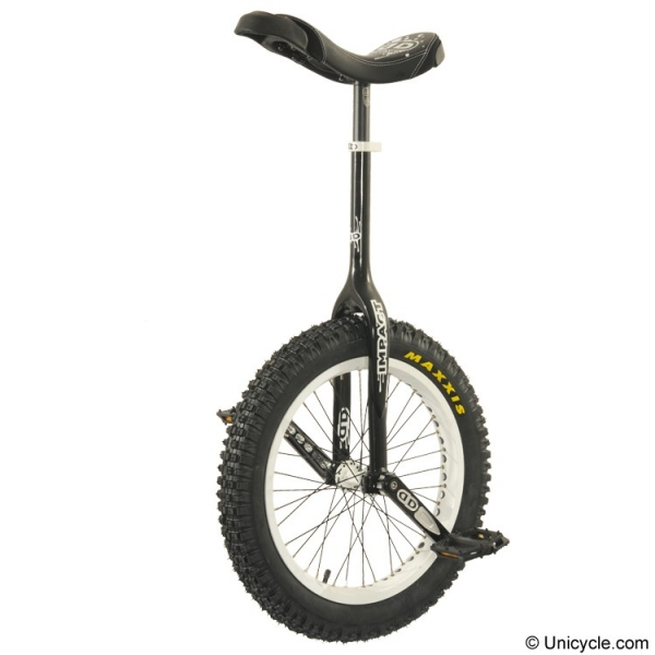 "19"" Impact Gravity PRO 32mm Unicycle. Black"