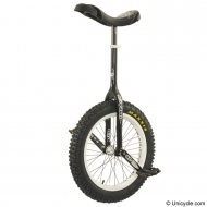 "19"" Impact Gravity Unicycle. Black"
