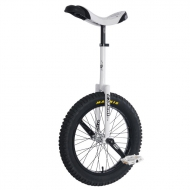 "19"" Impact  Reagent Unicycle White"