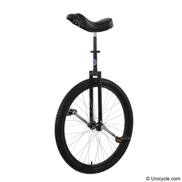 "26"" UDC Club Unicycle Black"